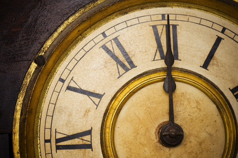 Setting the Moon Dial on Your Grandfather Clock