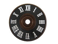 Wooden Dial 2 3/8""