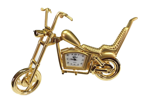 Gold Chopper Mini Motorcycle