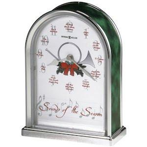 645-687 - Sounds of the Season Christmas Clock