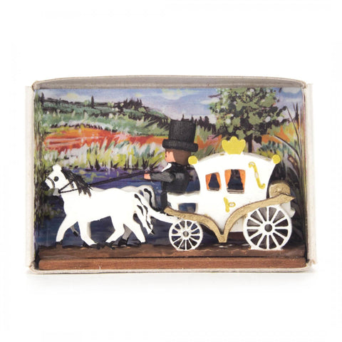 028/164 - Matchbox Scene: Wedding Carriage