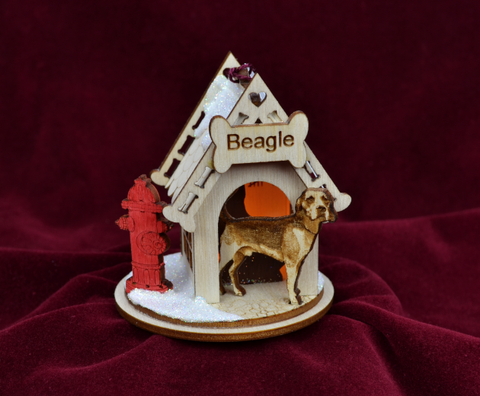 Beagle K9 Ginger Cottage