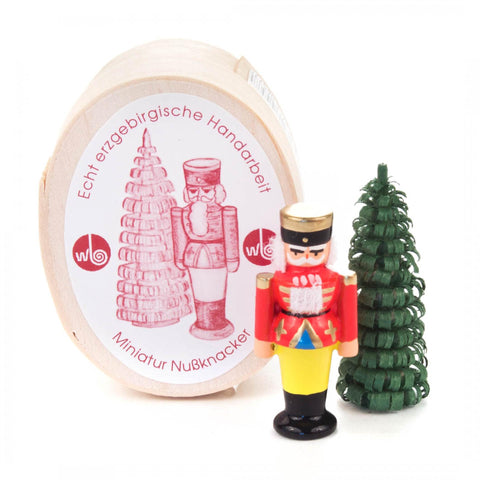 Chip Box with Nutcracker