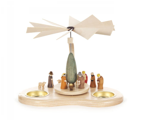 085/845 - Pyramid - Modern Style Nativity Scene