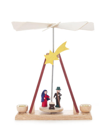 Nativity Scene Pyramid - Small