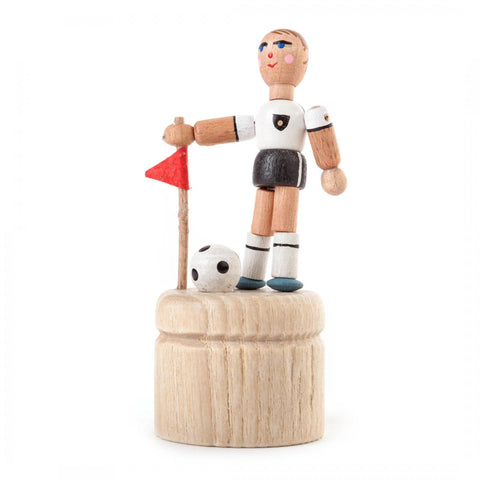 105/061 - Wobbly Figurine - Soccer Player