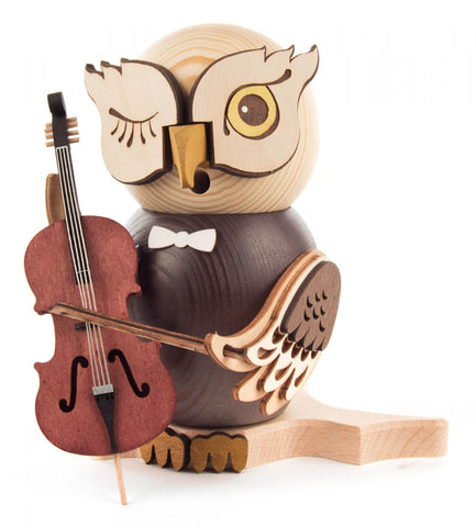 Smoker - Owl with Cello
