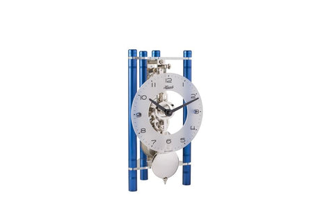 Lakin Table Clock in Blue