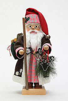 Nutcracker - Santa of the Alps