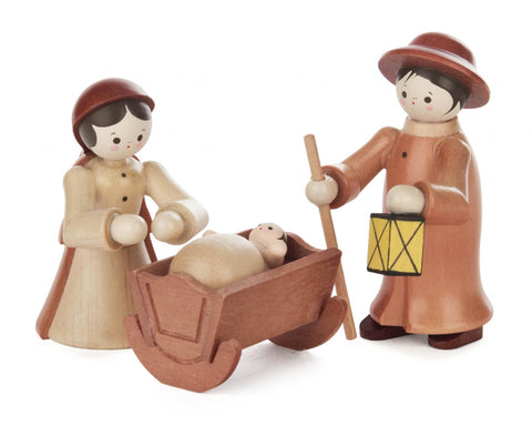 232/151 - Holy Family Figurines (Set of 3)