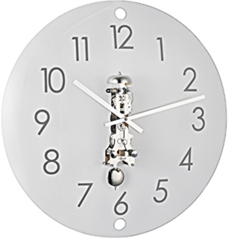 "Hermle ""Ava"" Skeleton Wall Clock"
