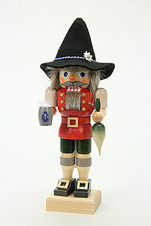 Nutcracker - Small Bavarian Man