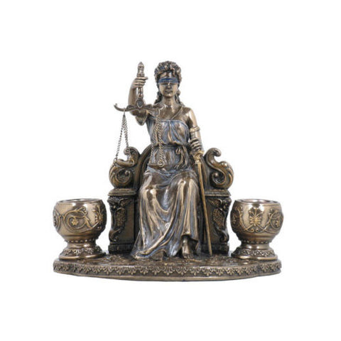 WU74765A4-La Justicia Candle Holder