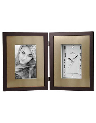 Winfield Picture Frame Clock