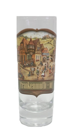 Frankenmuth Village Dancers Shooter - Clear