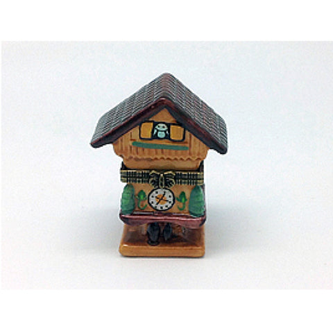 Cuckoo Clock Trinket Box Small