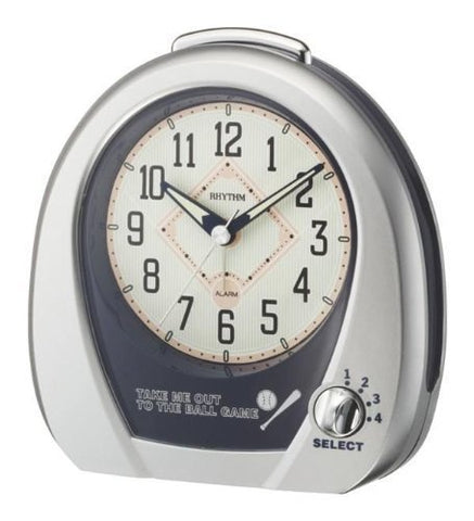 Baseball Alarm Clock