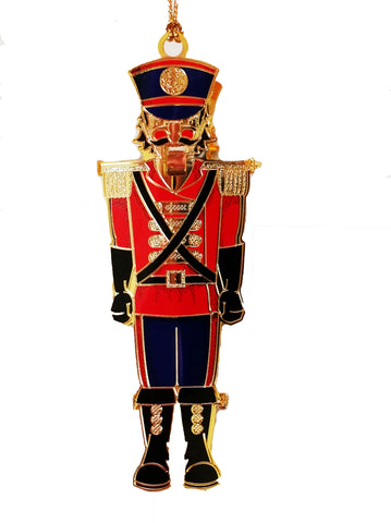Ornament - Royal Nutcracker