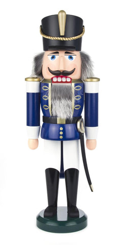 Nutcracker Soldier in Blue