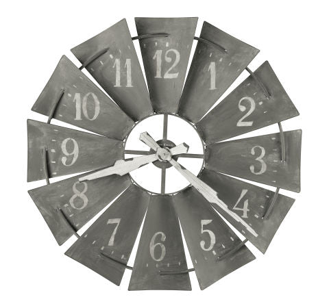 625-671 - Windmill Wall Clock