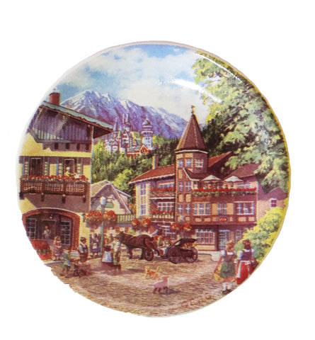 M-386 Magnet Plate-German Summer