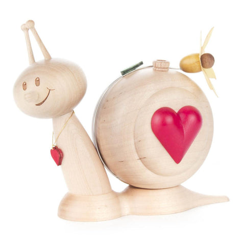 Smoker - Snail w/ Heart