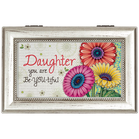 "Carson Music Box ""Daughter"""