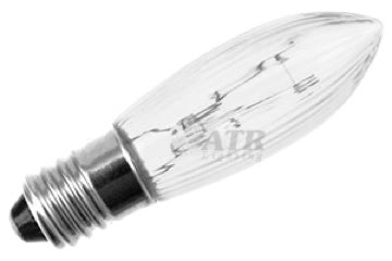 E-10 European Screw Base Bulb