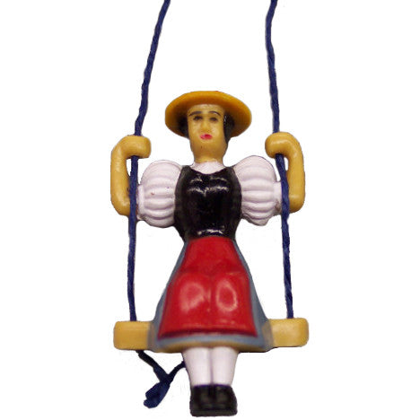 Jumping Girl Pendulum