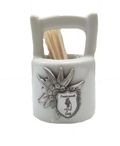 Toothpick Holder Small w/FCC