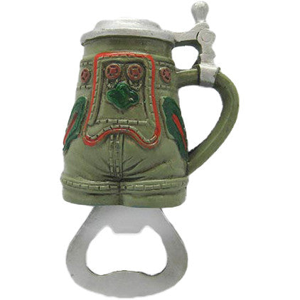 Lederhosen Bottle Opener