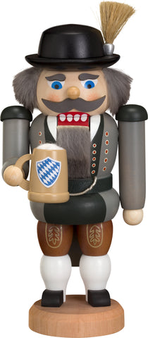 Nutcracker - Bavarian Man Holding Beer Stein
