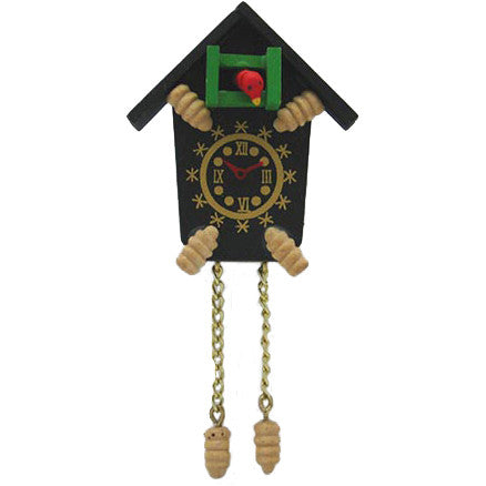 Black German Cuckoo Clock