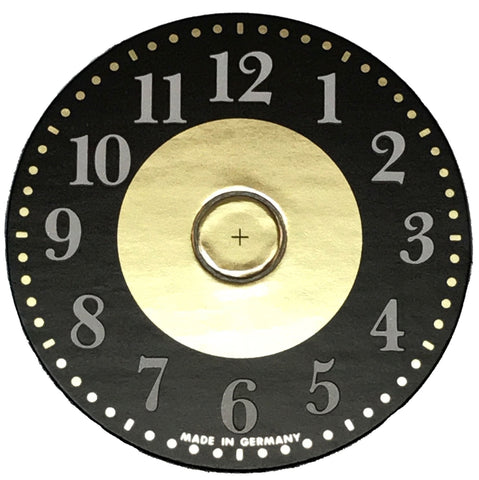 "1 1/2"" Paper Dial for Novelty Clocks"