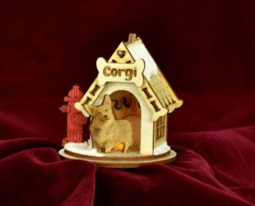 Corgi K9 Ginger Cottage