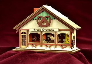 Peppermint Twist Pretzel Shop