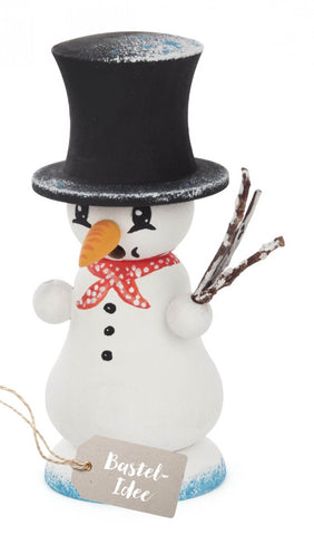 H15/04/2 - Build Your Own Snowman Smoker Kit