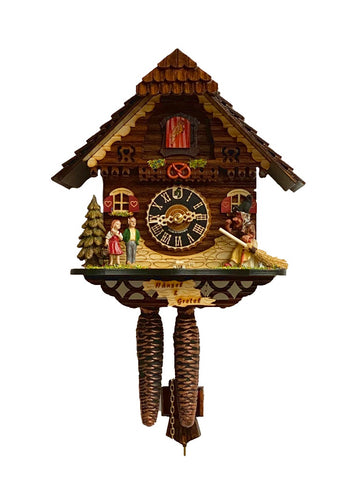 KU1213 - 1 Day Chalet Cuckoo with Hansel & Gretel