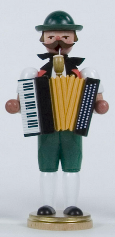 Smoker - Accordion Player