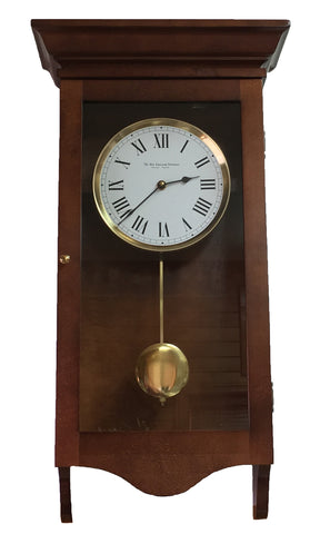 Wall Clock w/ Quartz Westminster Chime