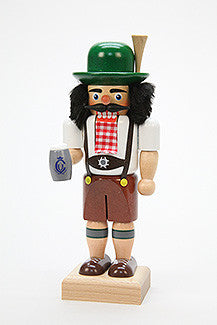 Nutcracker - Bavarian Man