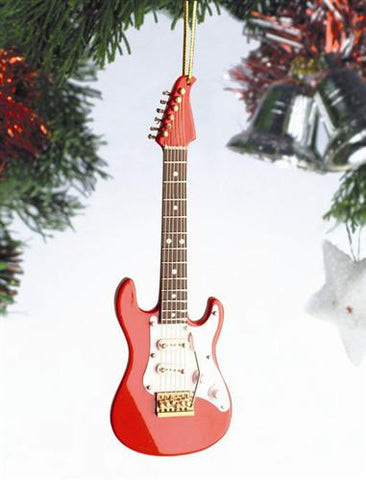 "5"" Red Electric Guitar"