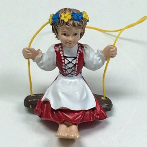 Swinging Girl Pendulum
