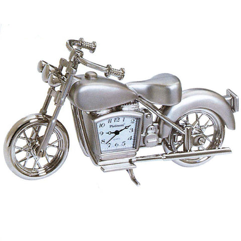 Classic Motorcycle Clock