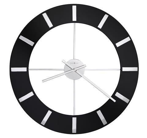 625-602 - Onyx Gallery Wall Clock