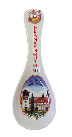 Frankenmuth Spoon Rest