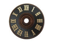 Wooden Dial & Numerals 2 3/8""