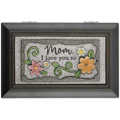 "Carson Music Box ""Mom's Love"""