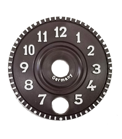Plastic Novelty Dial for AMDoll Movement