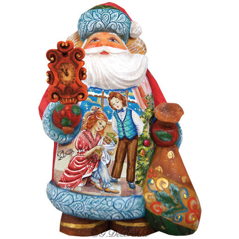 Nutcracker Santa 2ed Edition